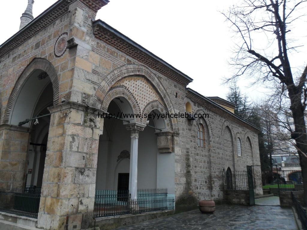 Gazi Orhan Cami Farklı Açılar