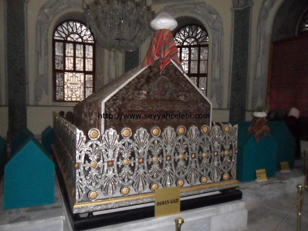 Osmangazi Sandukası
