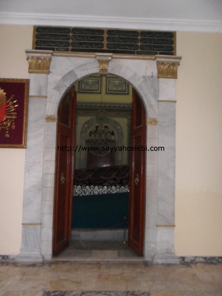 Osmangazi Türbesi Kapısı ve Üstü