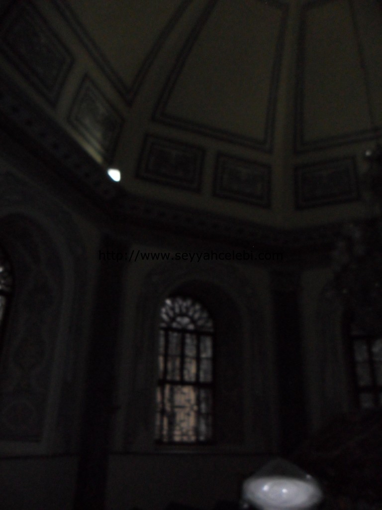 Osmangazi Türbesi Pencere ve İç Süslemeleri