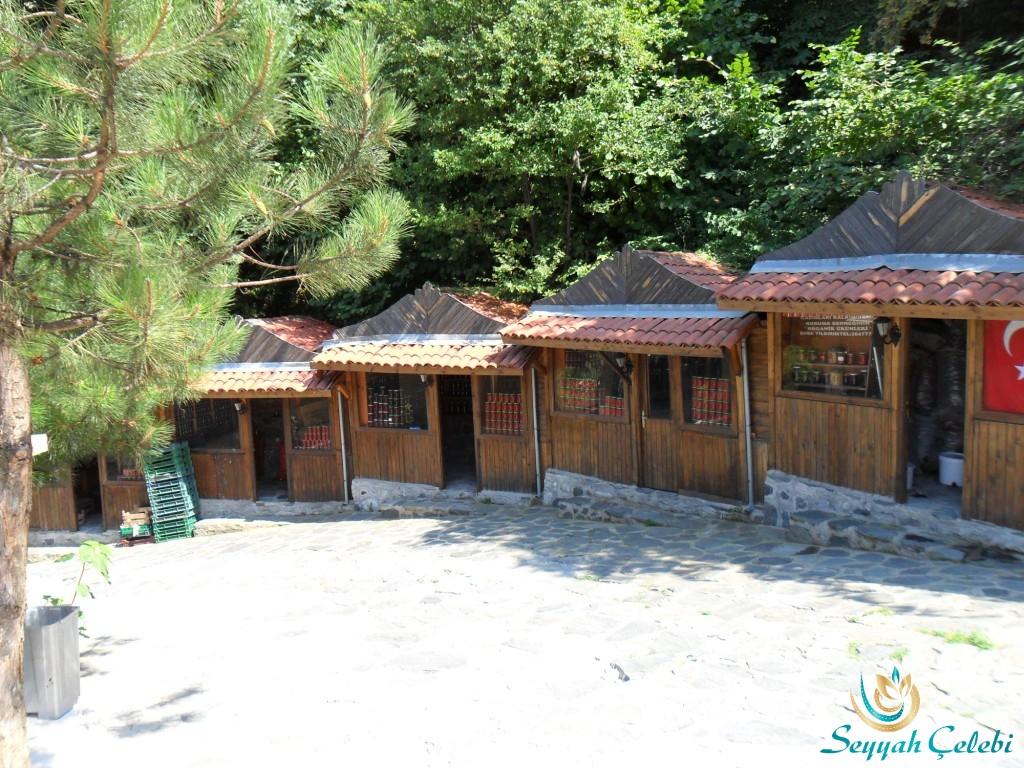 Saitabat Köyü Dükkanları