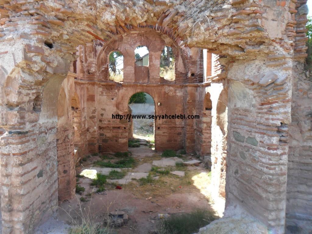 Hagios Aberkios Manastırı İç Kısım