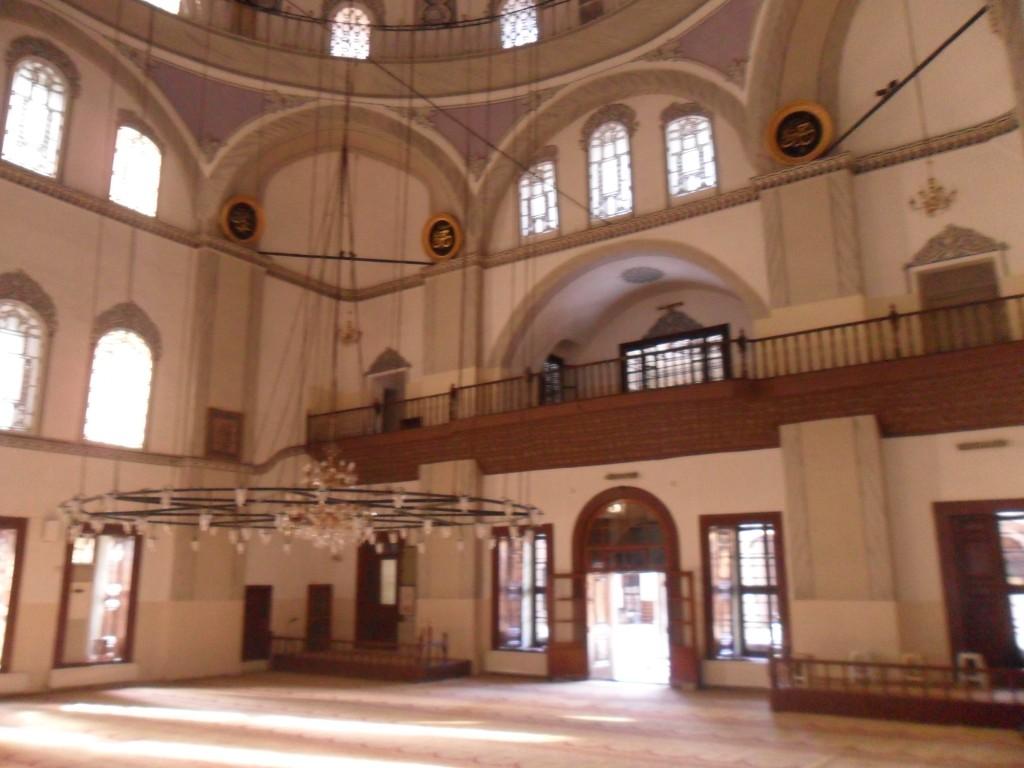 Emir Sultan Cami Balkon