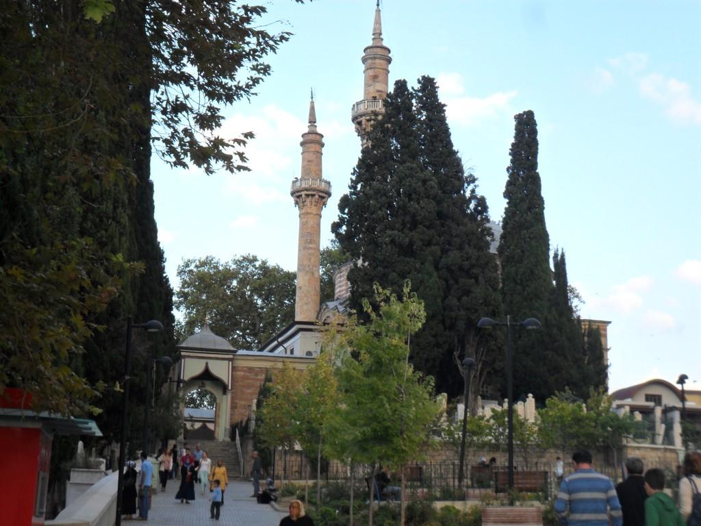 Emir Sultan Cami Yokuşu
