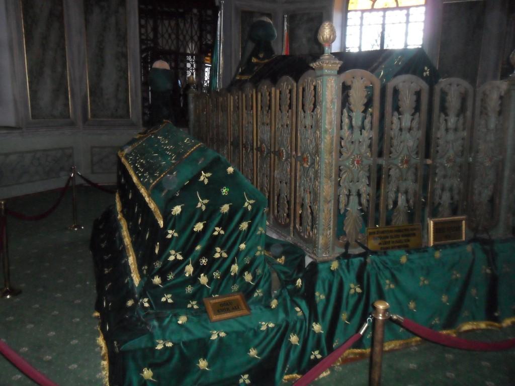 Emir Sultan ve Oğlu Emir Ali