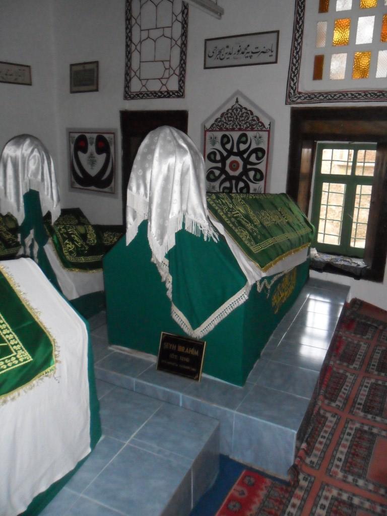 Şeyh İbrahim Sandukası