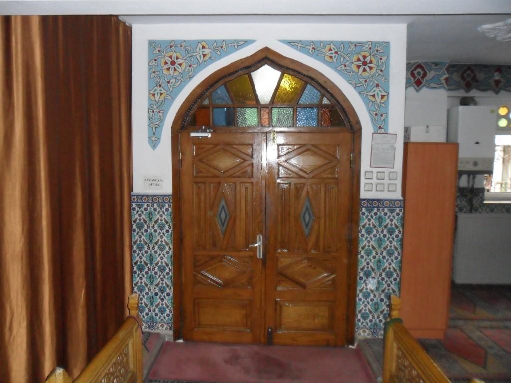 Şible Cami İç Kapı