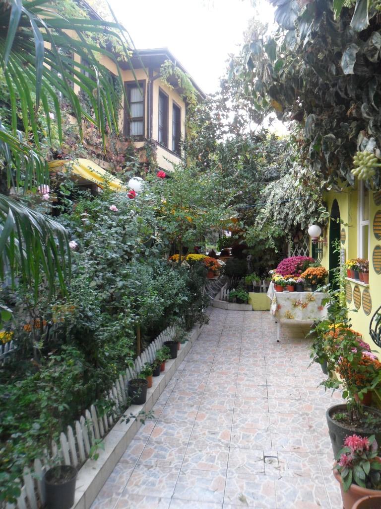 Tezveren Sultan Türbesi Bahçe