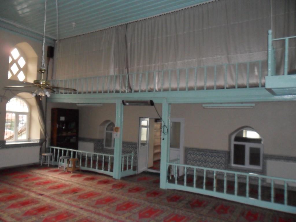 Üç Kuzular Camisi Balkon