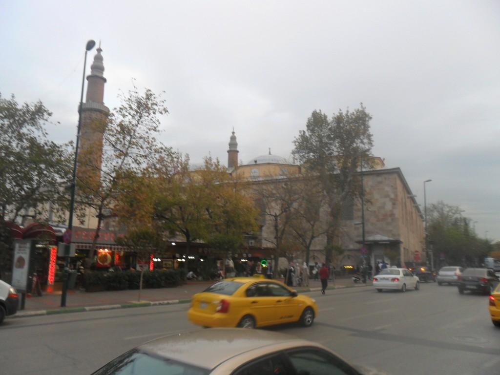 Bursa Ulu Cami Sağ Çapraz