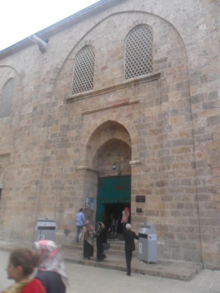 Bursa Ulu Cami Sol Kapı