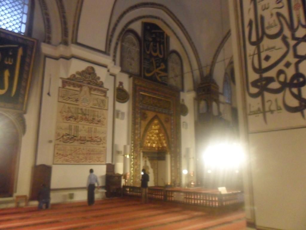 Bursa Ulu Cami Süsleme 2