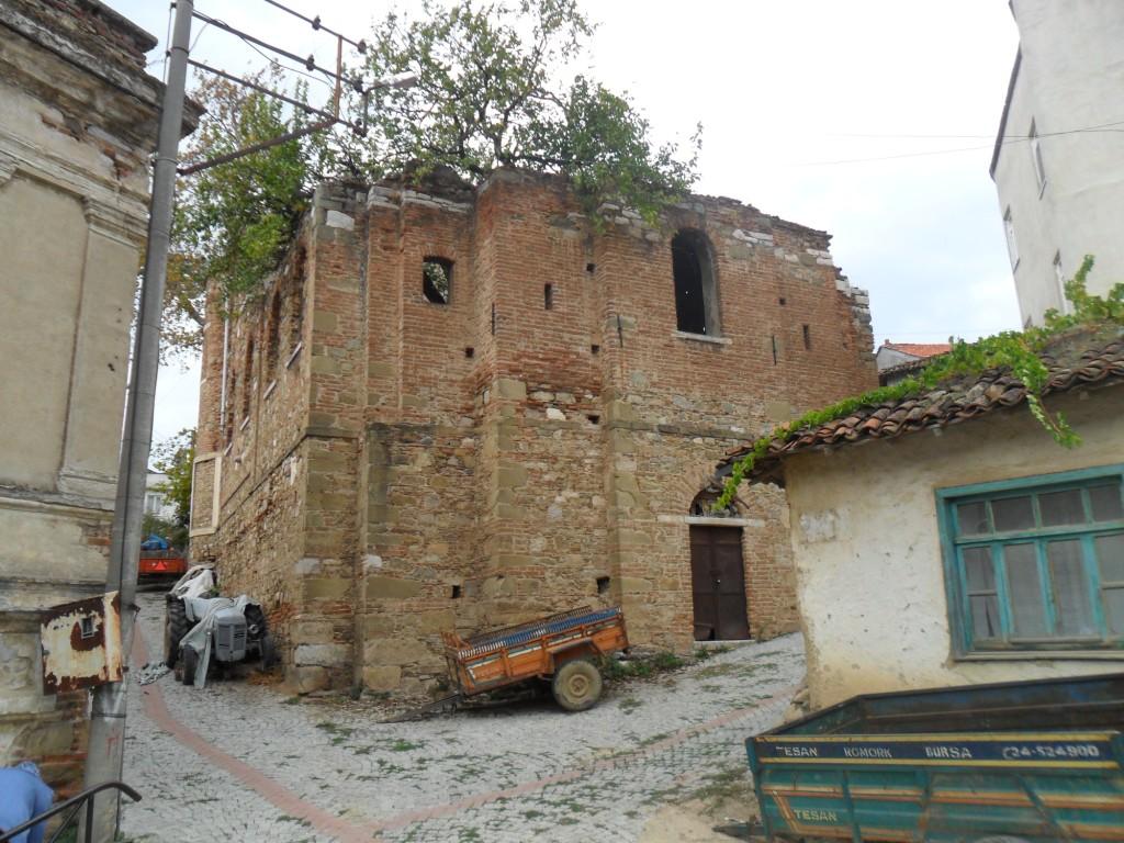 Dündar Evi Kilisesi Arka Kısım