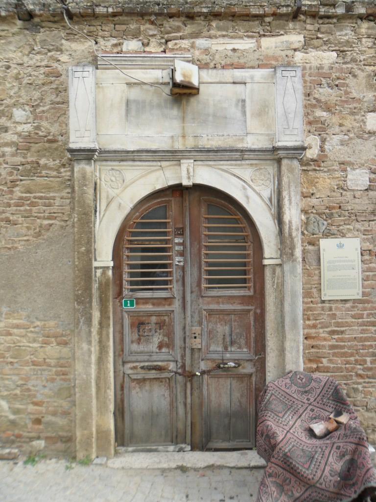 Dündar Evi Kilisesi Giriş Kapısı