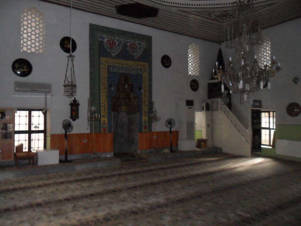 Eski Cami İç Kısım