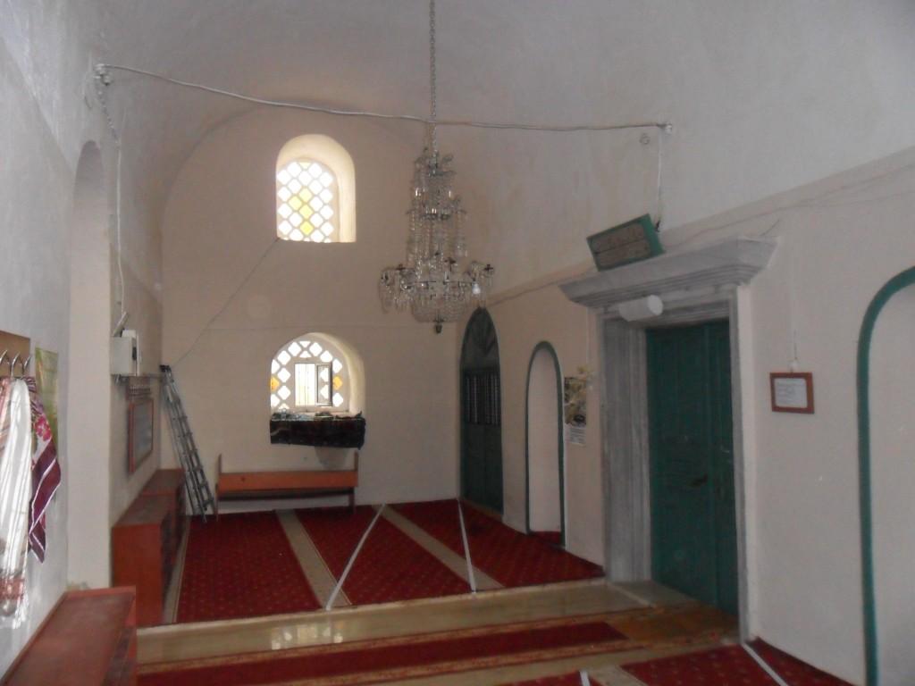 Fatih Cami İç Kısım