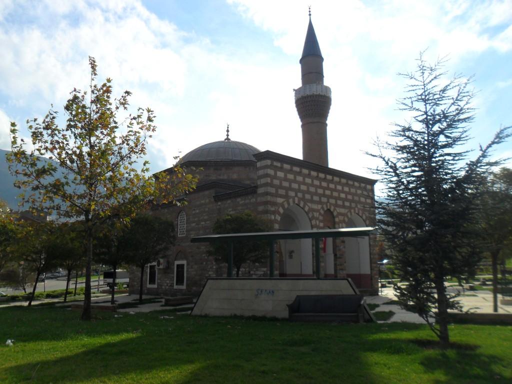 Hatice Sultan Cami Çapraz
