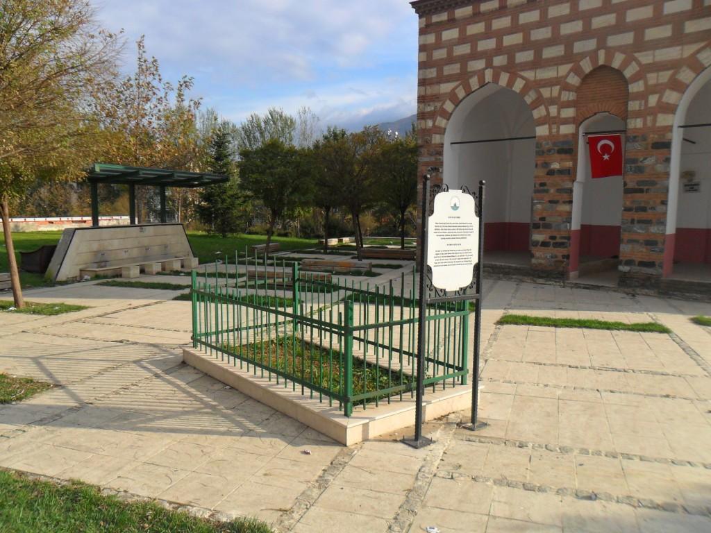 Hatice Sultan Türbesi