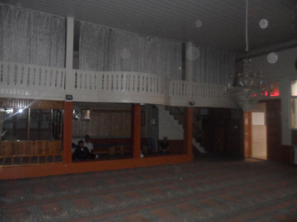 Ömerbey Cami Balkon