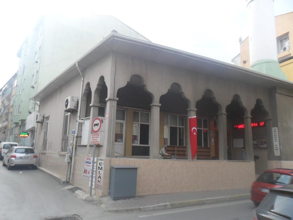 Ömerbey Cami Çapraz