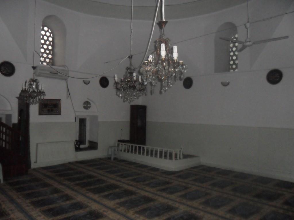 Yer Kapı Cami Köşe