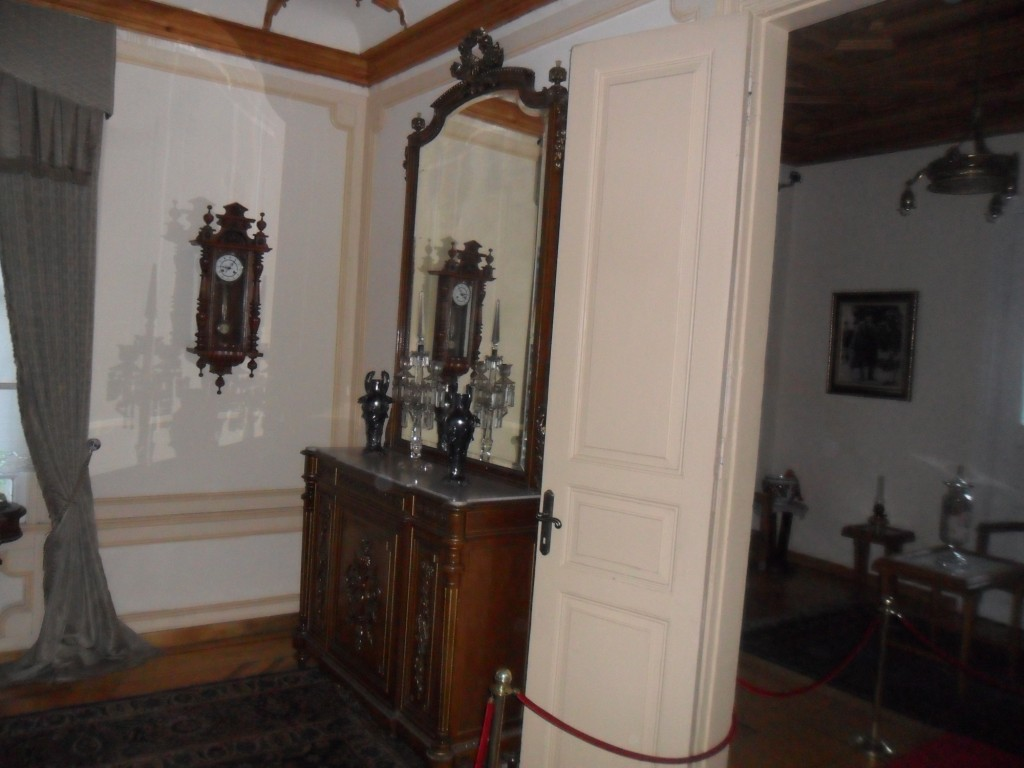 Atatürk Evi Müzesi Tarihi Çekmeceli Ayna