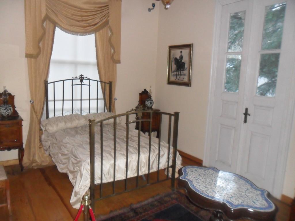 Atatürk Evi Müzesi Yaver Yatak Odası
