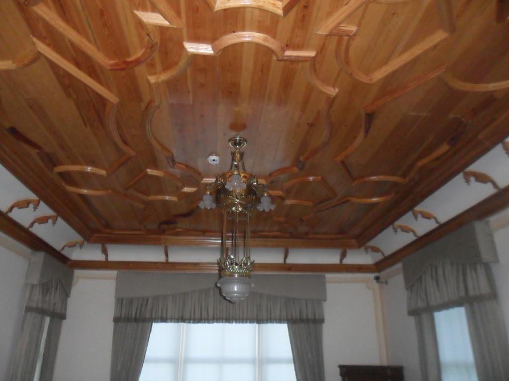Atatürk Evi Müzesi Tavan Süslemeleri