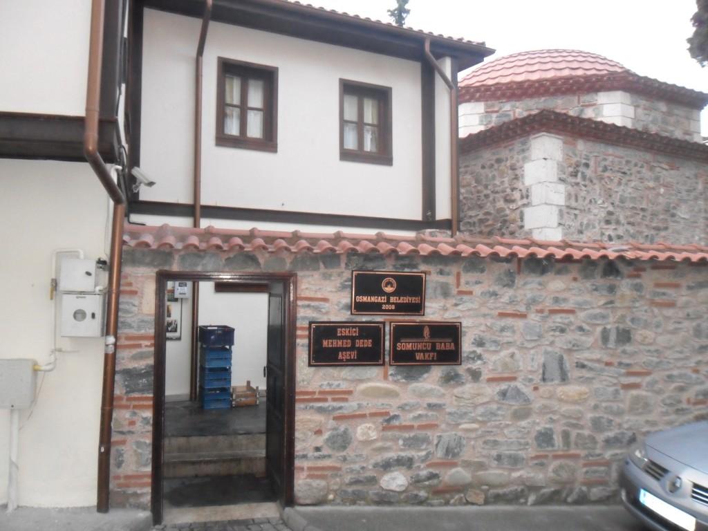 Eskici Mehmed Dede Aşevi Giriş
