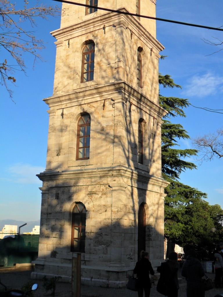 Saat Kulesi Alt Katlar