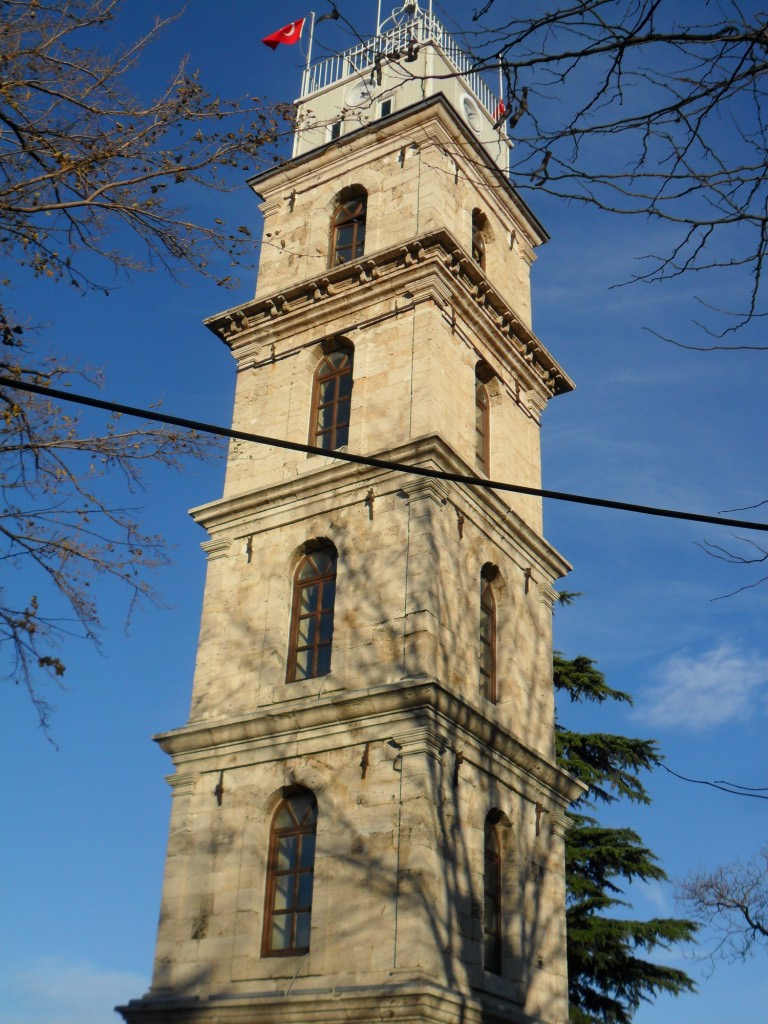 Saat Kulesi Üst Katlar