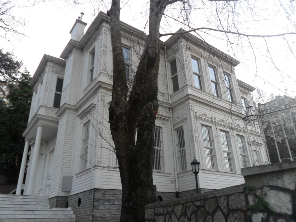 Saatçi Köşkü Ormancılık Müzesi