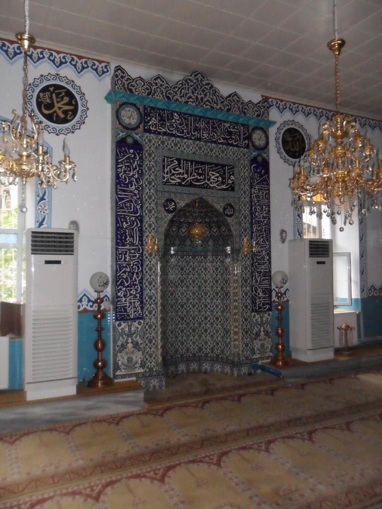Tatarlar Cami Mihrap