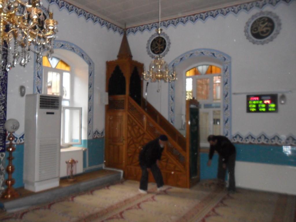 Tatarlar Cami Minber