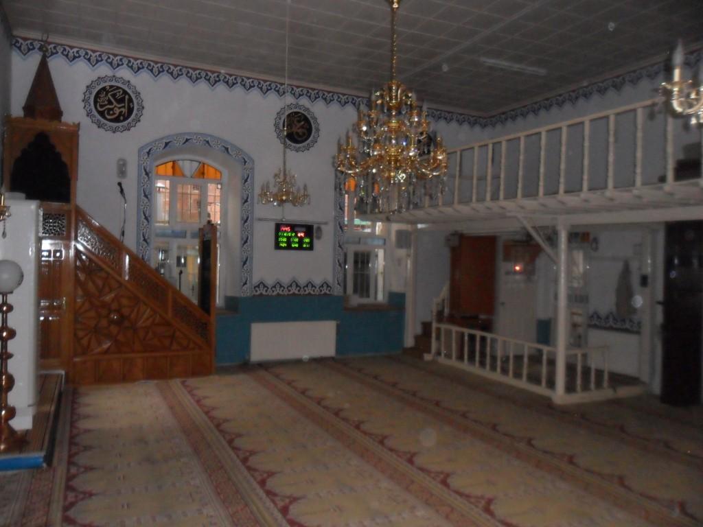 Tatarlar Cami Sağ Duvar
