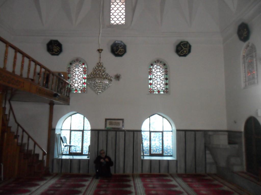 Yiğit Köhne Cami Duvar