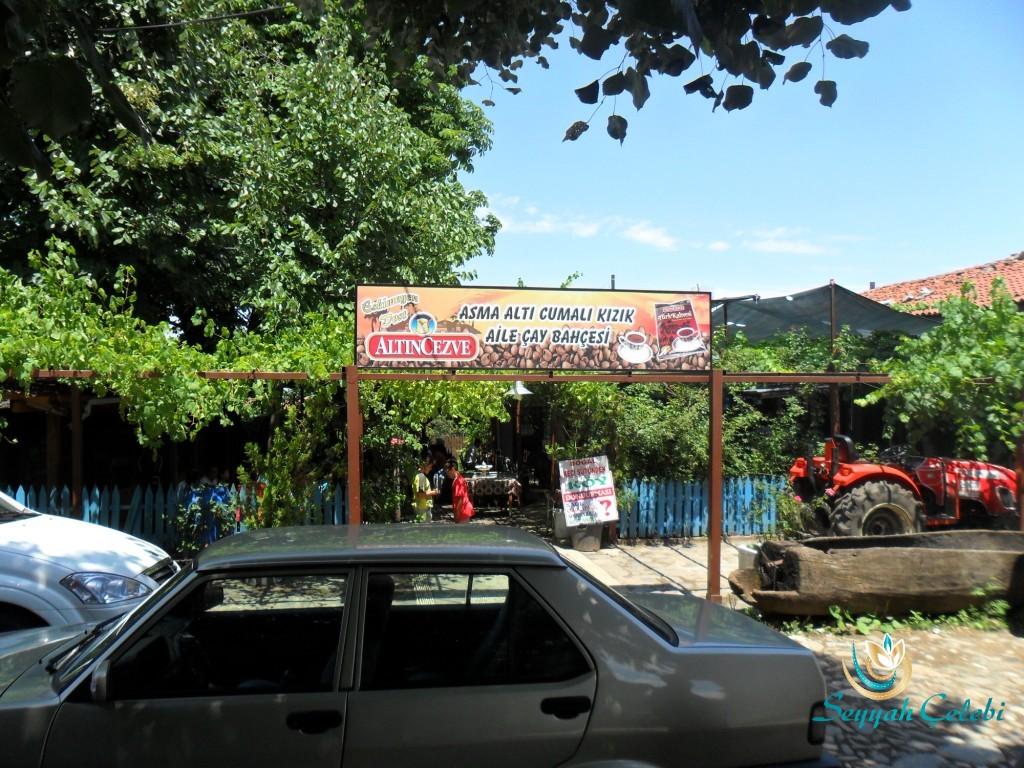 Cumalıkızık Asma Altı Aile Çay Bahçesi