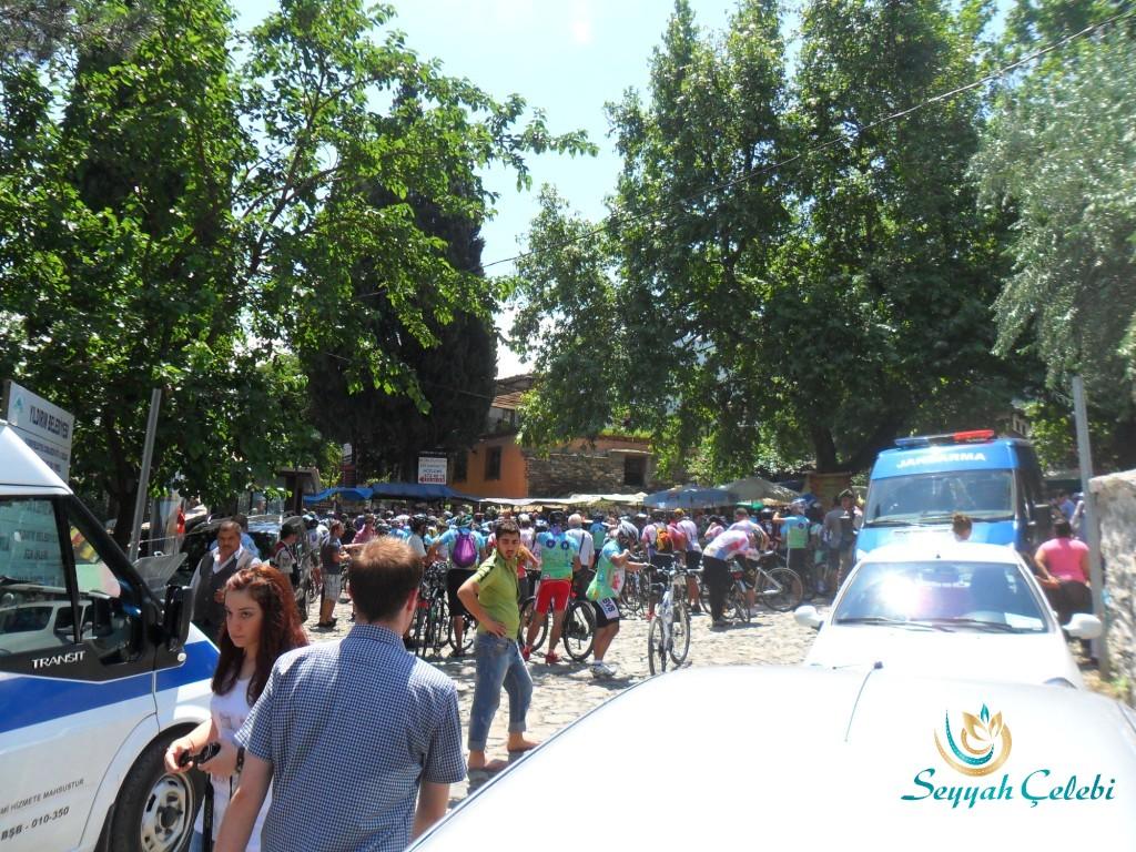 Cumalıkızık Köyü Bisiklet Gezisi