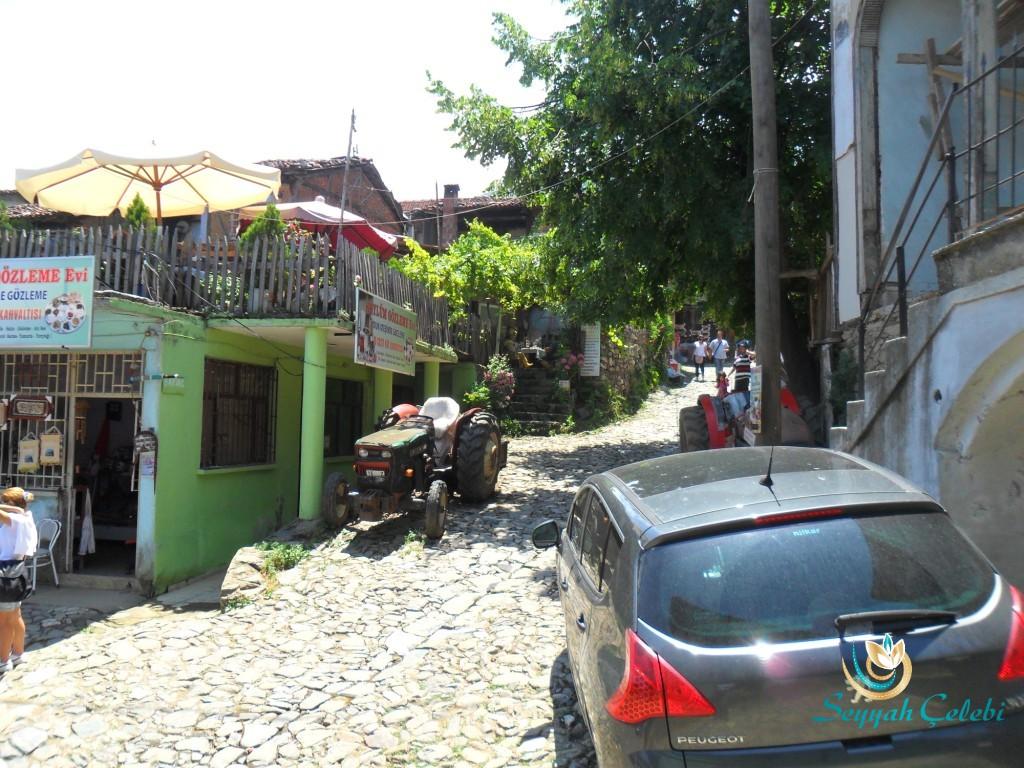 Cumalıkızık Köyü Gözleme Evleri