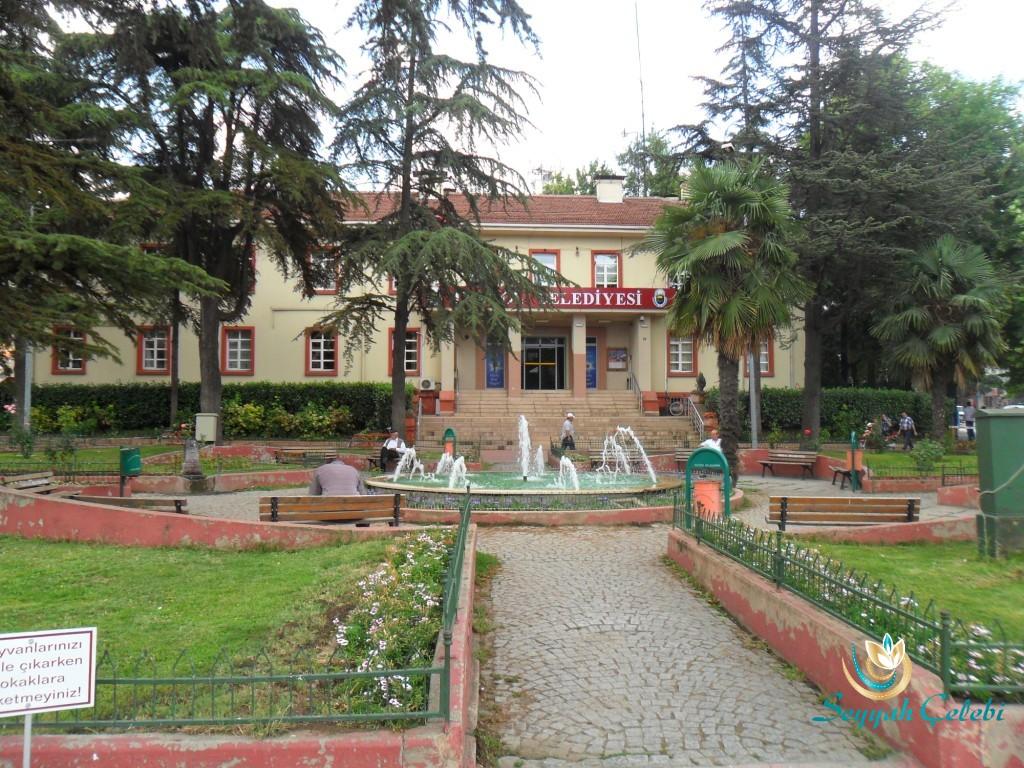 İnegöl Belediye Sarayı
