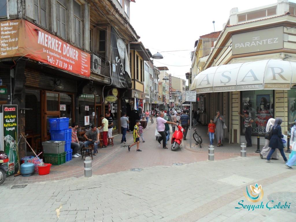 İnegöl Çarşı Dükkanları