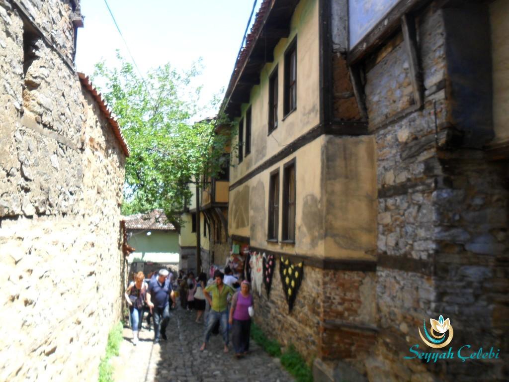 Tarihi Osmanlı Köyü Cumalıkızık