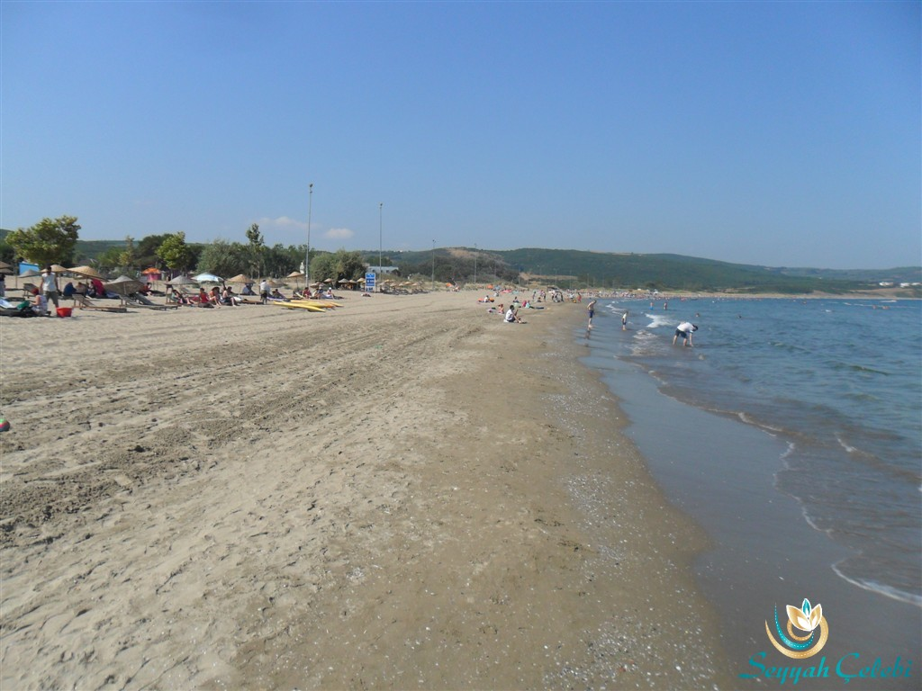 Eşkel Plaj Fotoğrafları