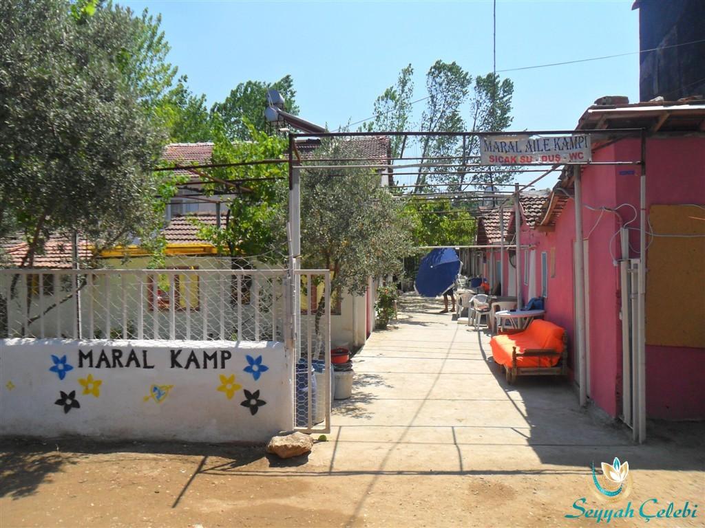 Maral Aile Kampı Giriş