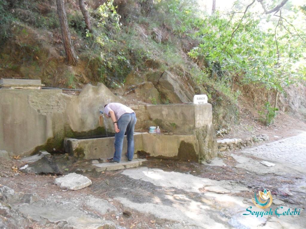 Misi Köyü Kavacık Yatırı Çeşmesi