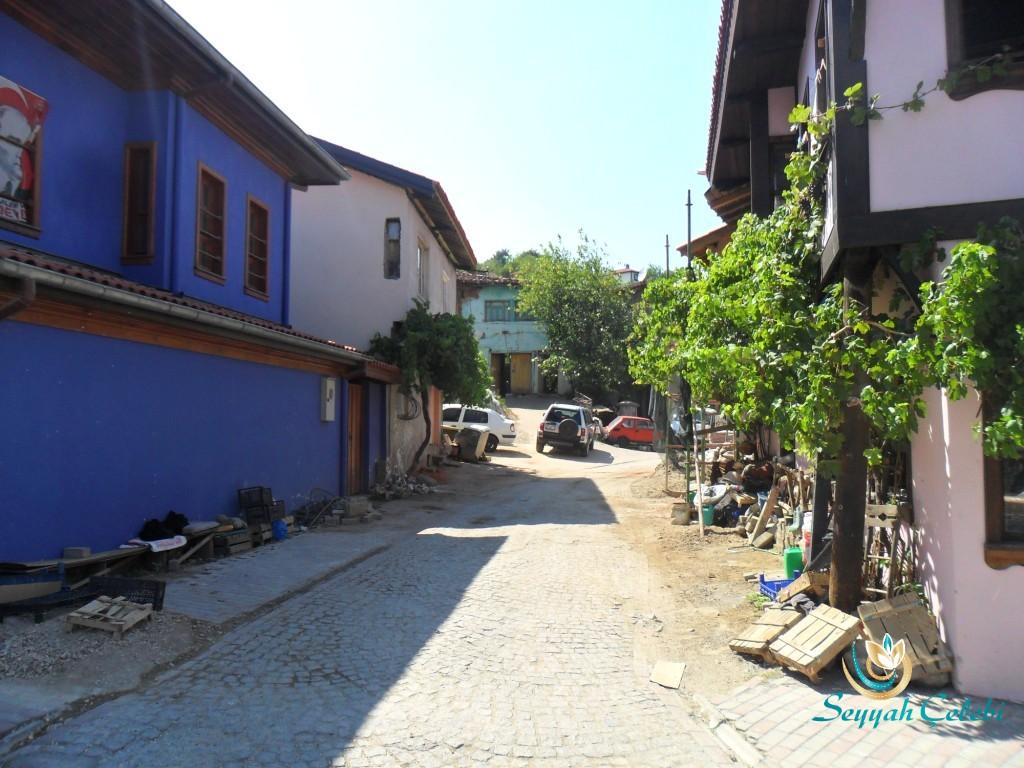 Misi Köyü Sokakları