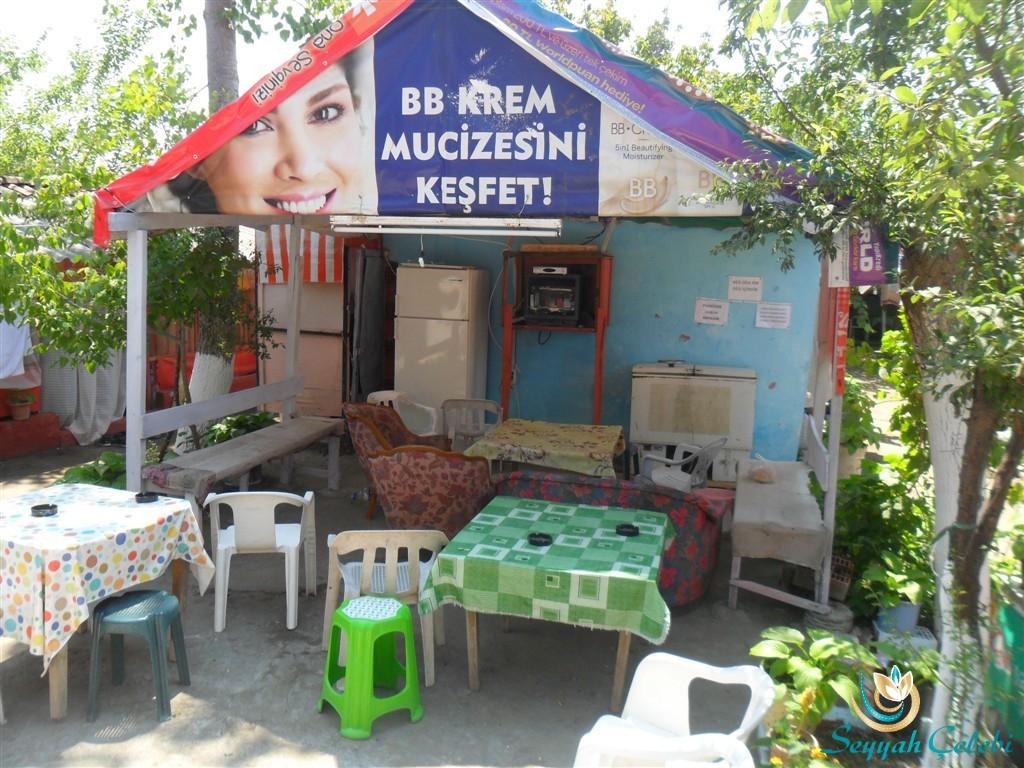 Murat Pansiyon Eşkel Ortak Bahçe
