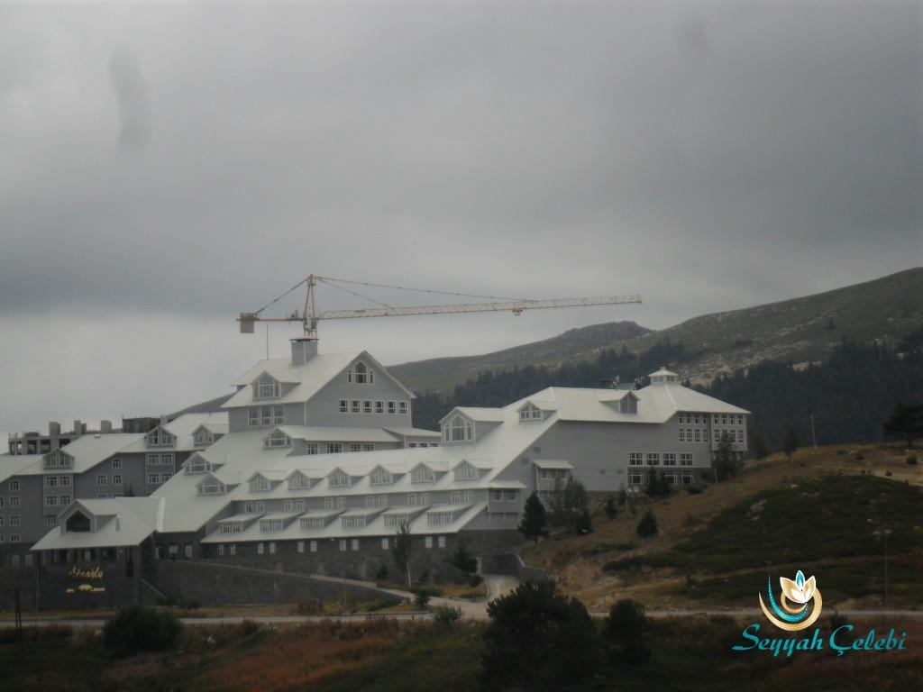 Uludağ Ağaoğlu My Mountain Otel
