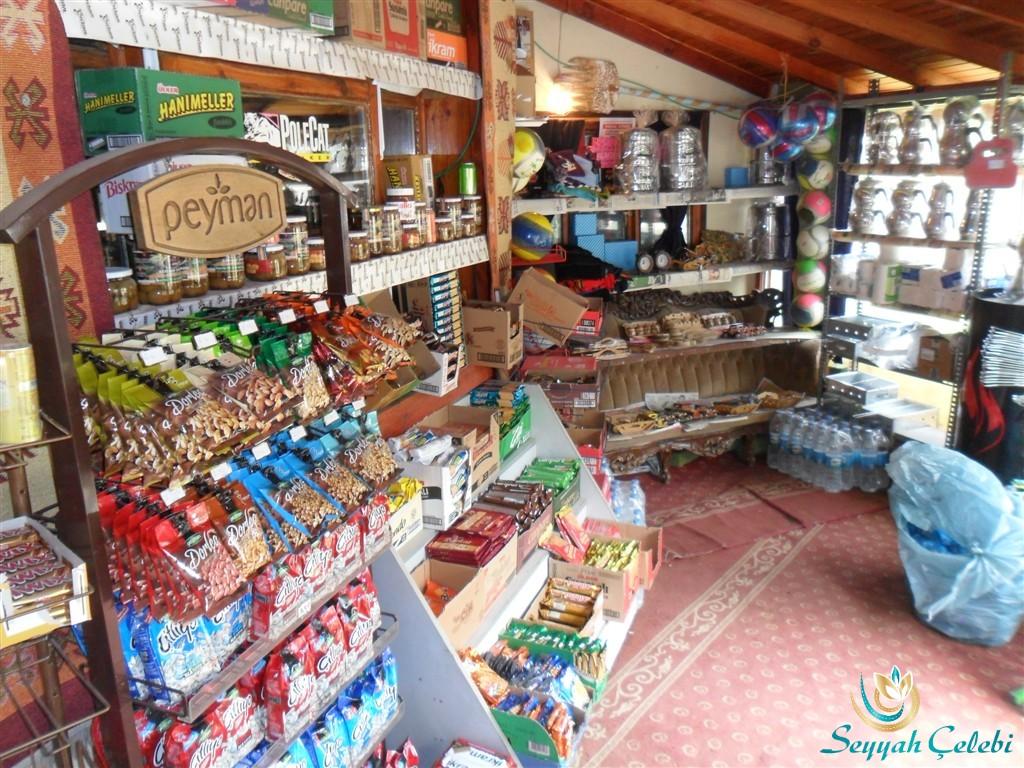 Uludağ Çobankaya Market İçerisi