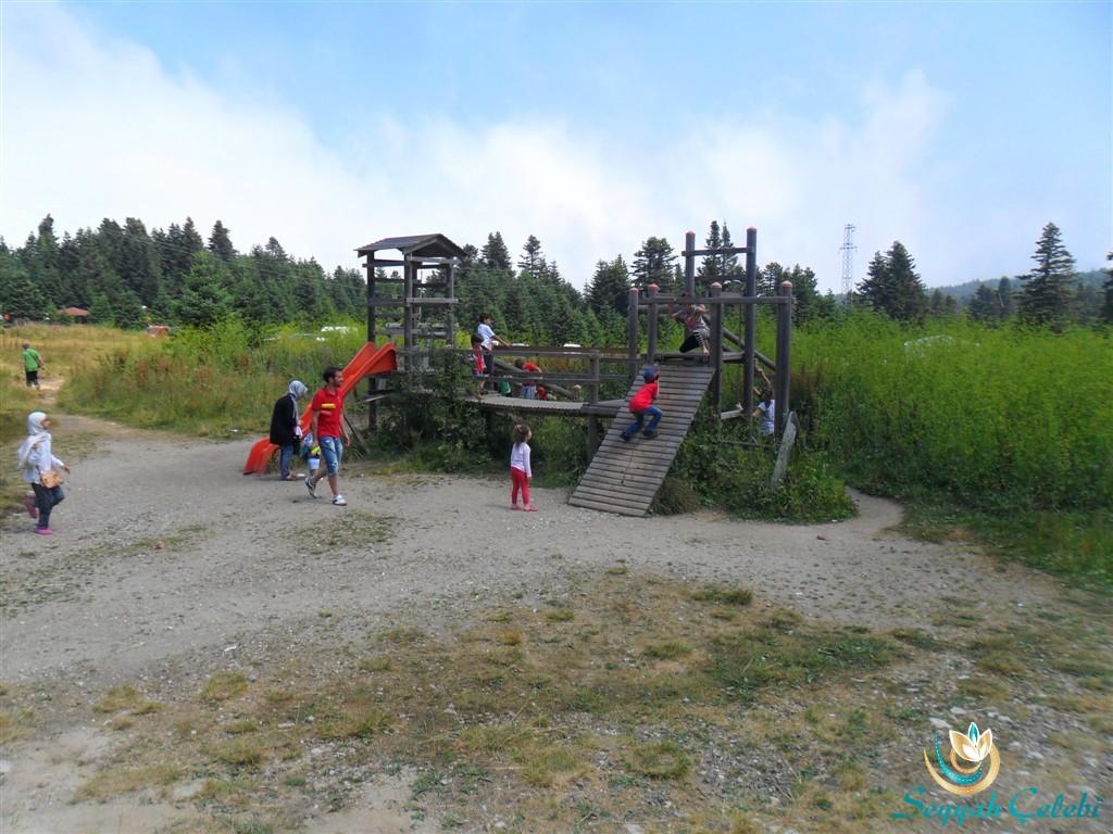 Uludağ Sarıalan Çocuk Oyun Parkı